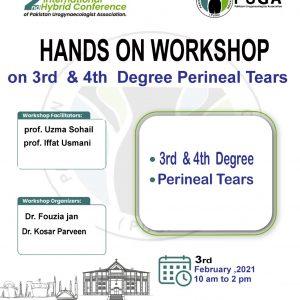 3rd & 4th Degree Perineal Tears Repair