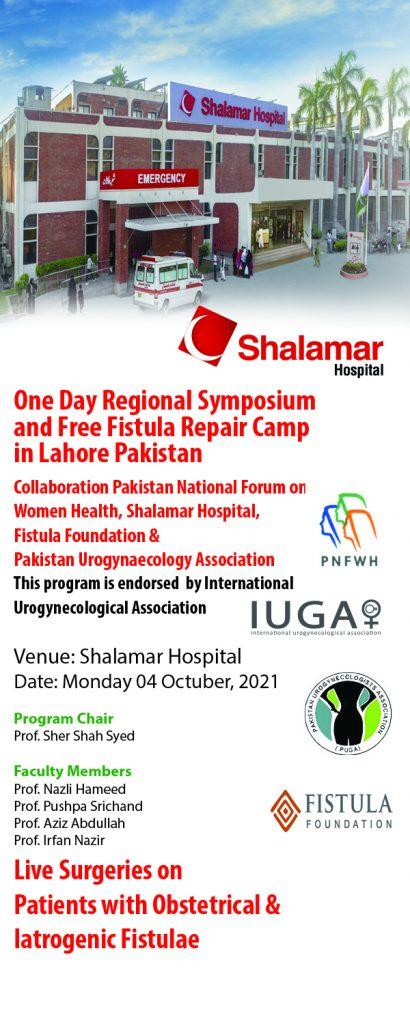 One Day Regional Symposium and Free Fistula Repair Camp
